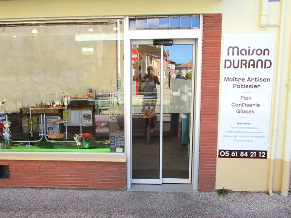 Maison Durand, votre pâtisserie à Montastruc