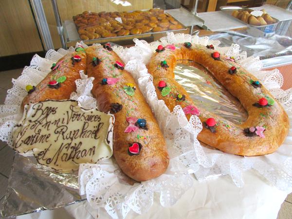 Votre pâtisserie à Montastruc fait les gâteaux d'anniversaire