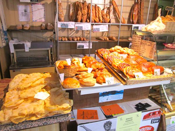 Viennoiseries chez votre boulanger à Montastruc