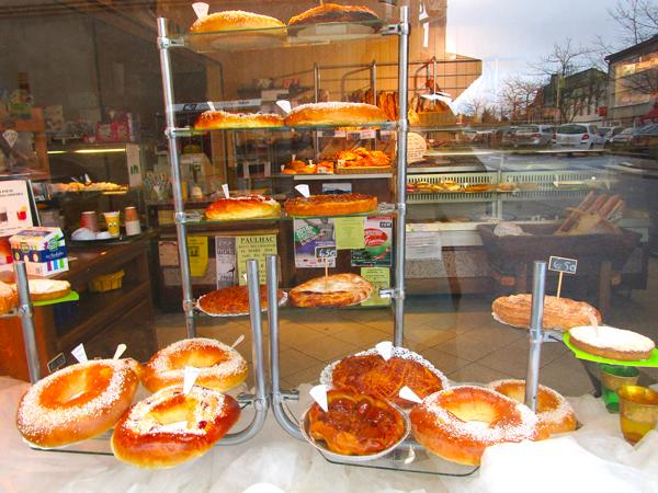 Vitrine de votre boulangerie pâtisserie à Montastruc
