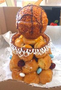 Pour les mariages votre gâteau à la pâtisserie de Montastruc