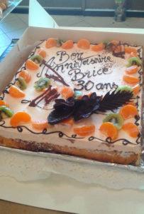 Votre gâteau d'anniversaire à votre pâtisserie à Montastruc
