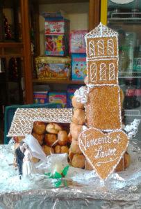 Gâteau de mariage et d'anniversaire à votre pâtisserie de Montastruc