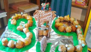 A Montastruc la Conseille votre pâtisserie réalise vos gâteaux d'anniversaire